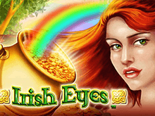 Игровой автомат Irish Eyes в казино Вулкан 24
